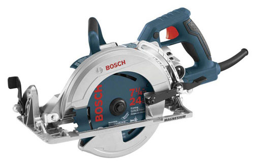 5. Bosch CSW41 7-1/4-Inch Worm Drive Circular Saw